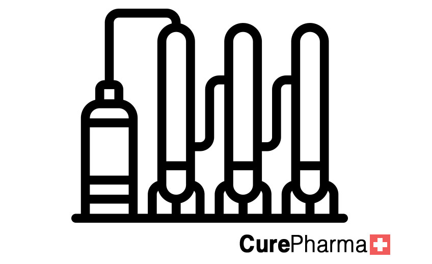 Pharmaceuticals contract manufacturing – CurePharma