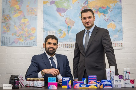 Yorkshire Medicines Exporter CurePharma Opens Middle East Office after Annual Sales Top £500,000