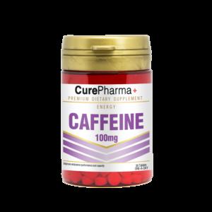CurePharma CPE01 Caffeine 100mg Tablet
