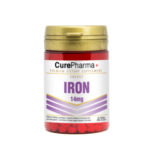 CurePharma CPE04 Iron 14mg Tablet
