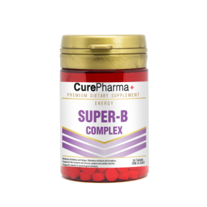 CurePharma CPE06 Super B Complex Tablet