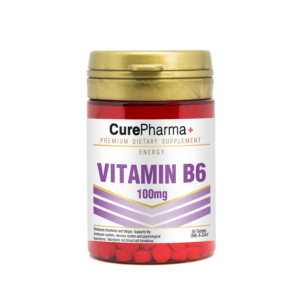CurePharma CPE07 Vitamin B6 Tablet