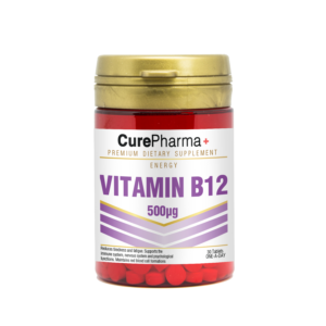 CurePharma CPE08 Vitamin B12 Tablet
