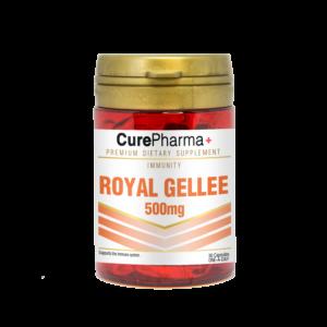 CurePharma CPI07 Queen Royal Gellee Capsules
