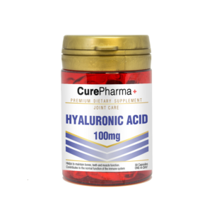 CurePharma CPJ05 Hyaluroinc Acid 100mg Capsule