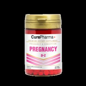 CurePharma CPW06 Pregnancy a-z